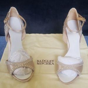 Badgley Mischka Roxy Sandals